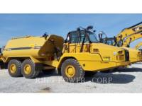 CATERPILLAR AUTOCISTERNE 725C2WW equipment  photo 2
