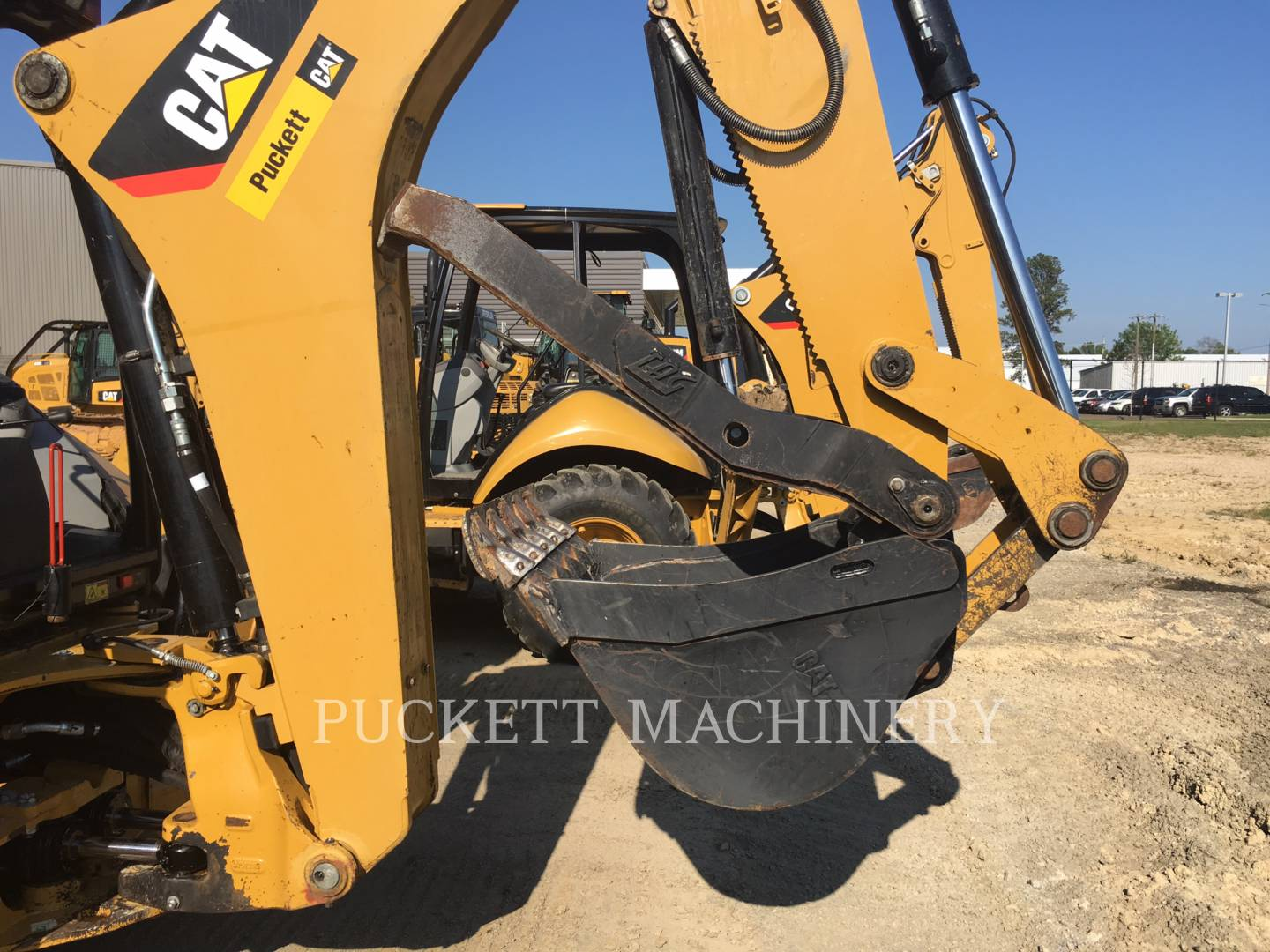 Detail photo of 2011 Caterpillar 416E from Construction Equipment Guide