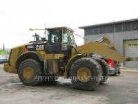 CATERPILLAR RADLADER/INDUSTRIE-RADLADER 980K equipment  photo 2