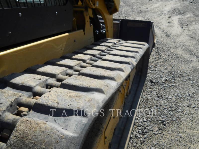 CATERPILLAR CHARGEURS TOUT TERRAIN 299D AH equipment  photo 14