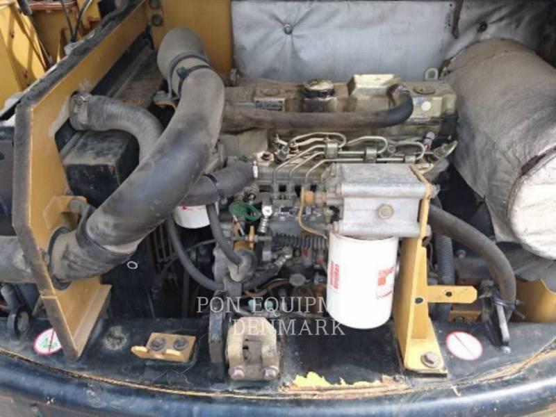 CATERPILLAR TRACK EXCAVATORS 307 C equipment  photo 5