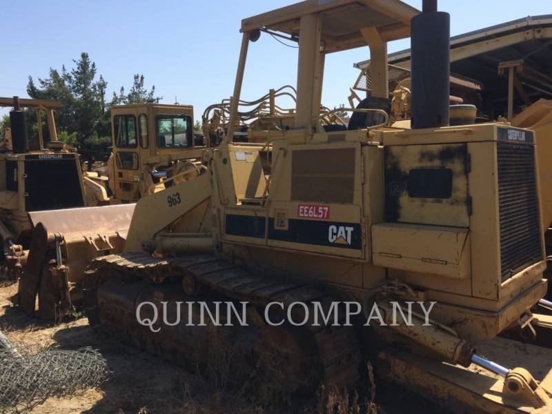 CATERPILLAR CARGADORES DE CADENAS 963LGP equipment  photo 2