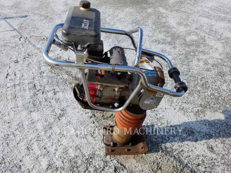 WACKER CORPORATION HERRAMIENTA DE TRABAJO - COMPACTADOR DE PLANCHA VIBRATORIA TAMPJJRT66 equipment  photo 1