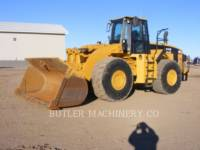 CATERPILLAR WHEEL LOADERS/INTEGRATED TOOLCARRIERS 980 G equipment  photo 1