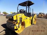 CATERPILLAR COMPACTEURS TANDEMS VIBRANTS CB7 equipment  photo 4