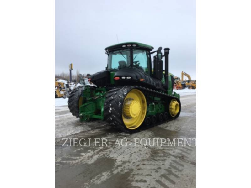 DEERE & CO. AG TRACTORS 9560RT equipment  photo 1
