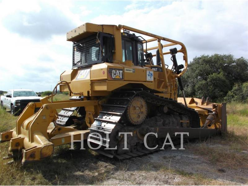 CATERPILLAR KETTENDOZER D6TXW equipment  photo 4