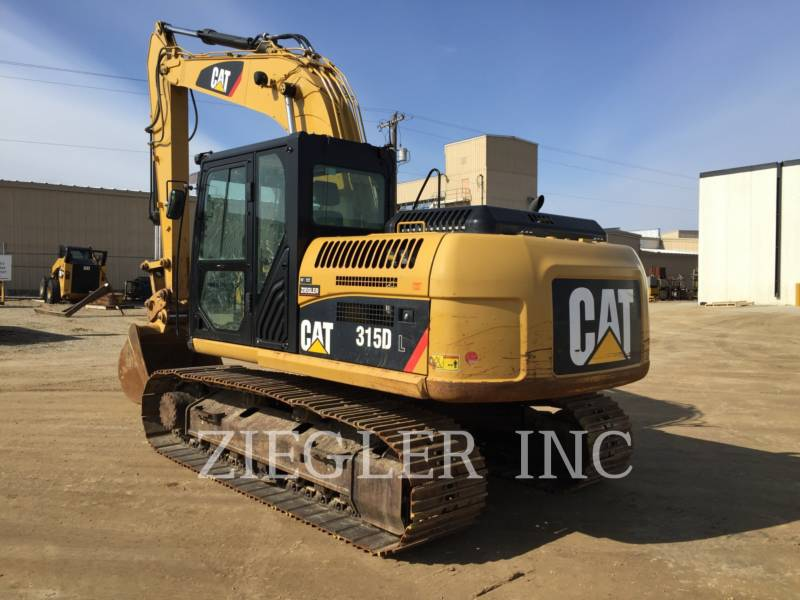 CATERPILLAR ESCAVADEIRAS 315DL equipment  photo 4