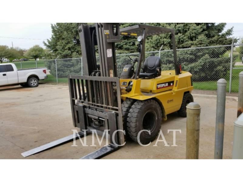 CATERPILLAR LIFT TRUCKS FORKLIFTS DPL40_MC equipment  photo 1