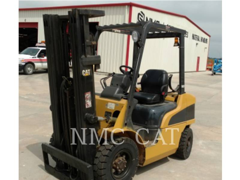 CATERPILLAR LIFT TRUCKS ELEVATOARE CU FURCĂ P5000_MC equipment  photo 1