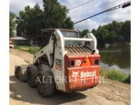 BOBCAT CHARGEURS COMPACTS RIGIDES S205 equipment  photo 3