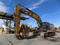 CATERPILLAR TRACK EXCAVATORS 349EL   ST equipment  photo 4