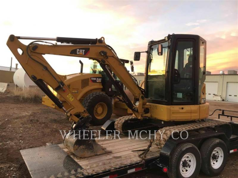 CATERPILLAR PELLES SUR CHAINES 304E2 C3P equipment  photo 1