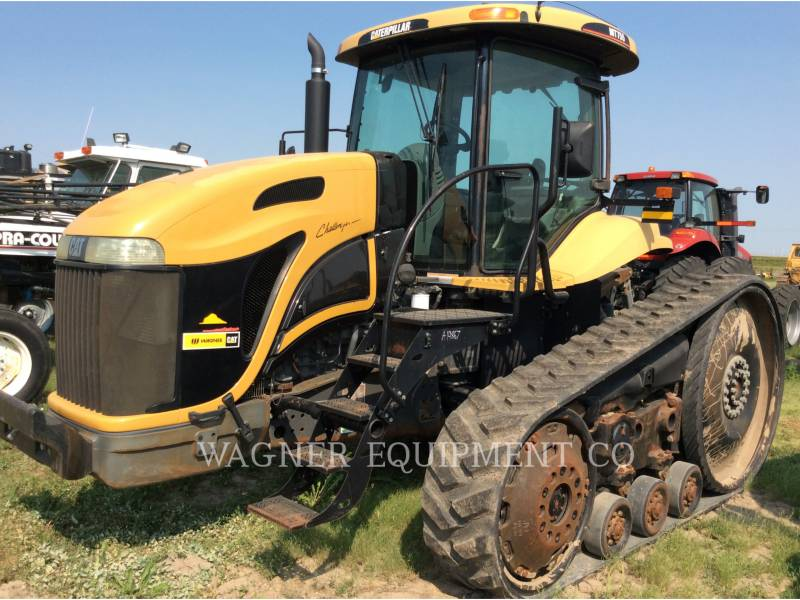 AGCO AG TRACTORS MT755 equipment  photo 1