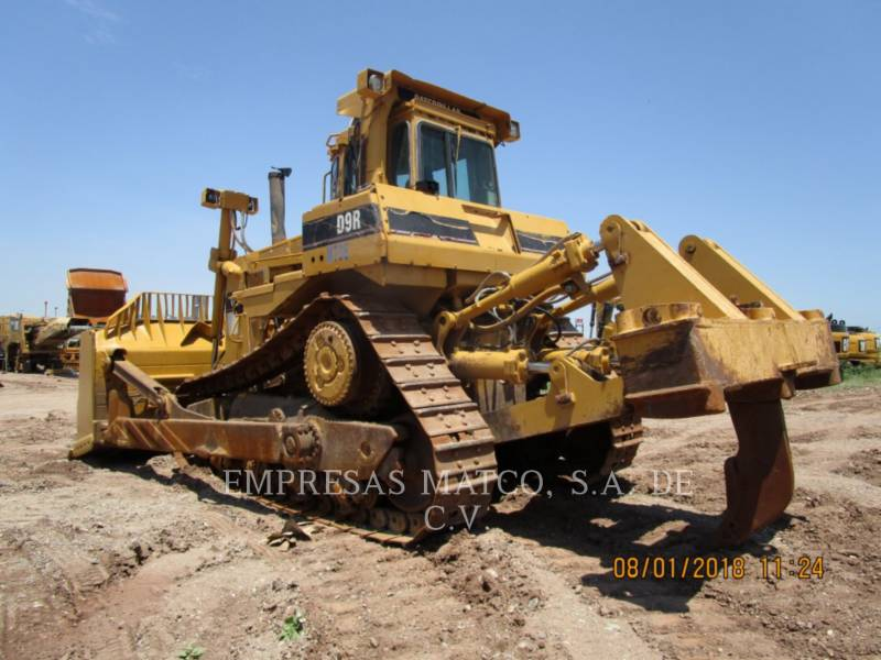 CATERPILLAR TRATTORI CINGOLATI D9R equipment  photo 5
