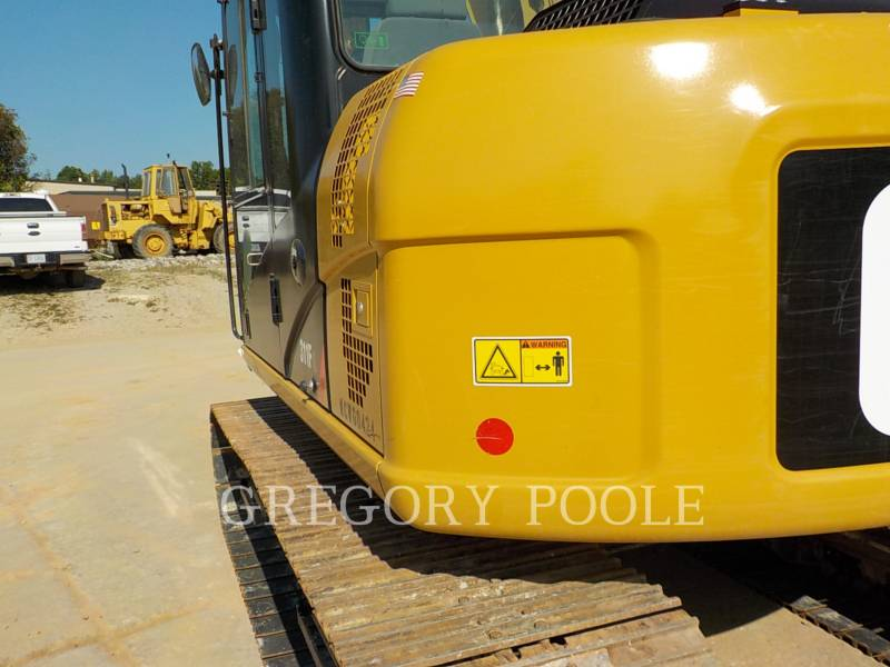 CATERPILLAR ESCAVADEIRAS 311F L RR equipment  photo 9