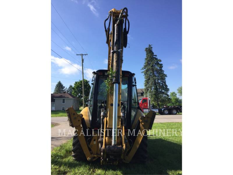 CATERPILLAR BACKHOE LOADERS 420FST equipment  photo 4