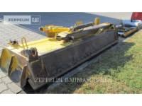 KOMATSU LTD. TRACTEURS SUR CHAINES D65PX-17 equipment  photo 19
