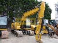 CATERPILLAR TRACK EXCAVATORS 313FLGCDC1 equipment  photo 2