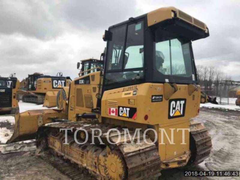 CATERPILLAR KETTENDOZER D3K2LGP equipment  photo 2
