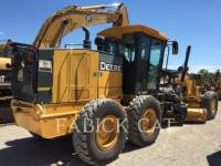 DEERE & CO. MOTOR GRADERS 672G equipment  photo 2