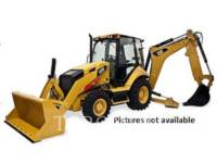 Equipment photo CATERPILLAR 420F2STLRC BAGGERLADER 1
