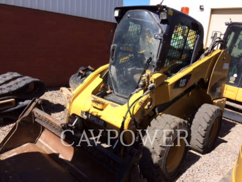 CATERPILLAR SKID STEER LOADERS 246C equipment  photo 4