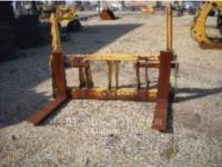 CAT WORK TOOLS (SERIALIZED) HERRAMIENTA: HORQUILLAS 928G WHEEL LOADER/FORKS equipment  photo 1