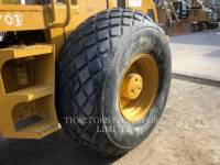 CATERPILLAR VIBRATORY SINGLE DRUM SMOOTH CS-533E equipment  photo 8