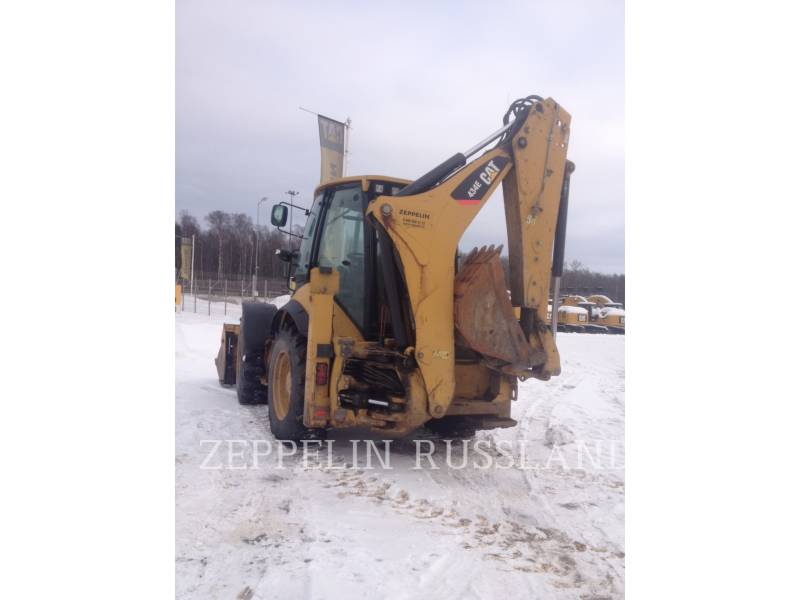 CATERPILLAR KOPARKO-ŁADOWARKI 434E equipment  photo 3