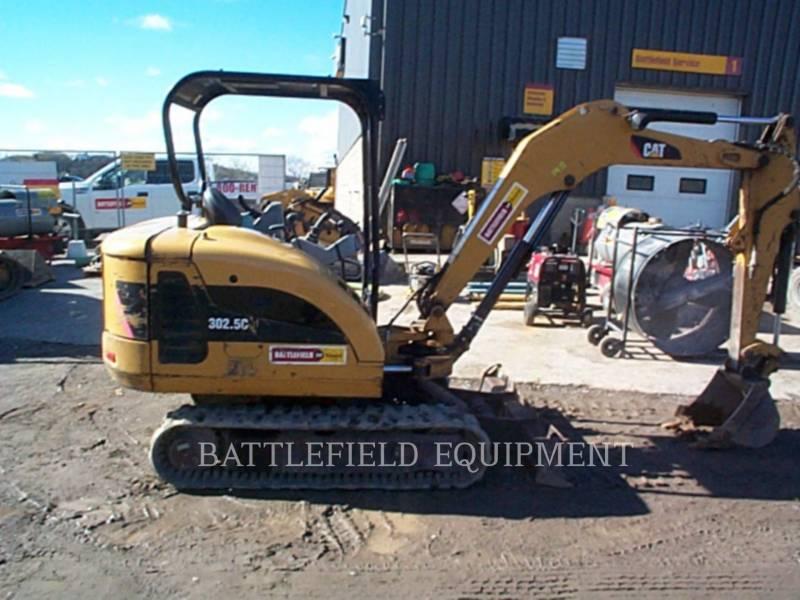CATERPILLAR トラック油圧ショベル 302.5C equipment  photo 1