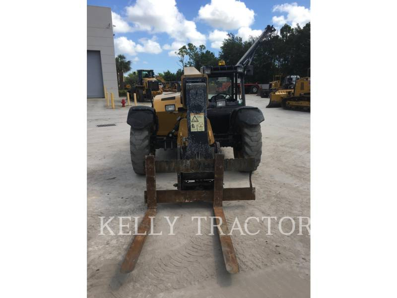 Caterpillar STIVUITOR TELESCOPIC TL642C equipment  photo 8