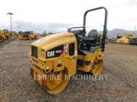 CATERPILLAR TANDEMVIBRATIONSWALZE, ASPHALT CB22B equipment  photo 4