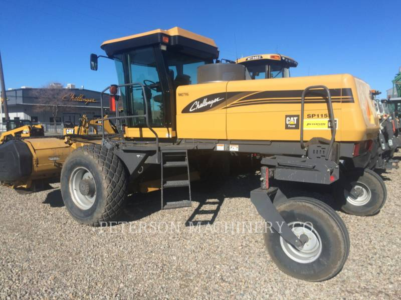 AGCO AG HAY EQUIPMENT SP115B equipment  photo 2