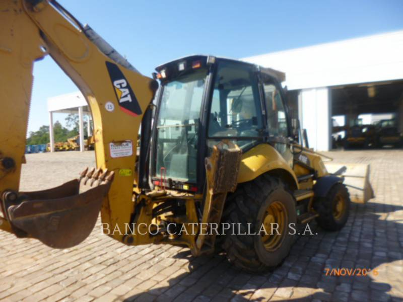 Caterpillar BULDOEXCAVATOARE 416EST equipment  photo 2