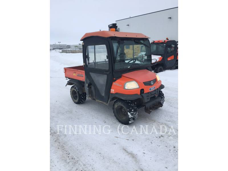 KUBOTA CORPORATION UTILITY VEHICLES / CARTS RTV 900 equipment  photo 2