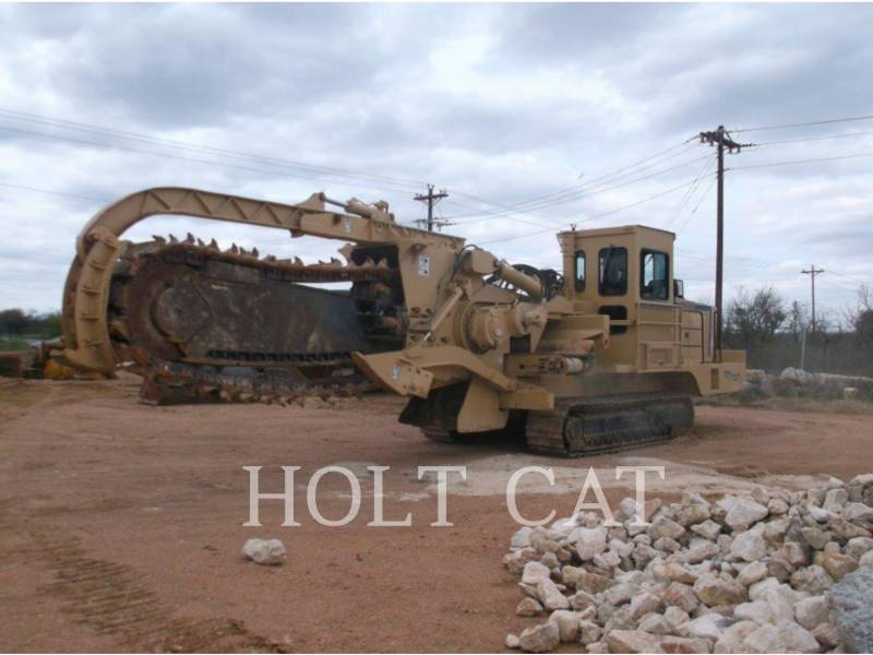 TESMEC TRENCHERS TRS-1085 equipment  photo 2