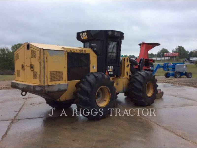 CATERPILLAR FORESTRY - FELLER BUNCHERS - WHEEL 573C equipment  photo 3