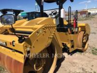 CATERPILLAR ASPHALT PAVERS CB64 equipment  photo 6