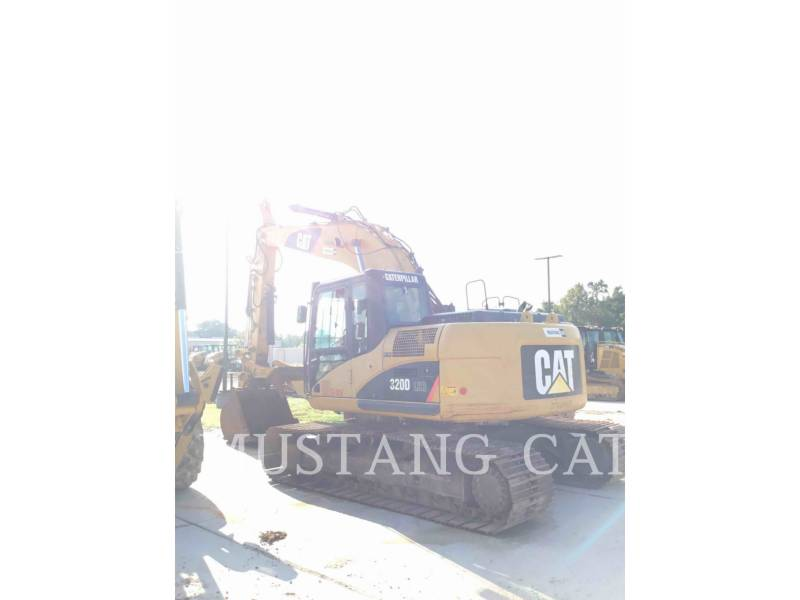 CATERPILLAR PELLES SUR CHAINES 320DLRR equipment  photo 6