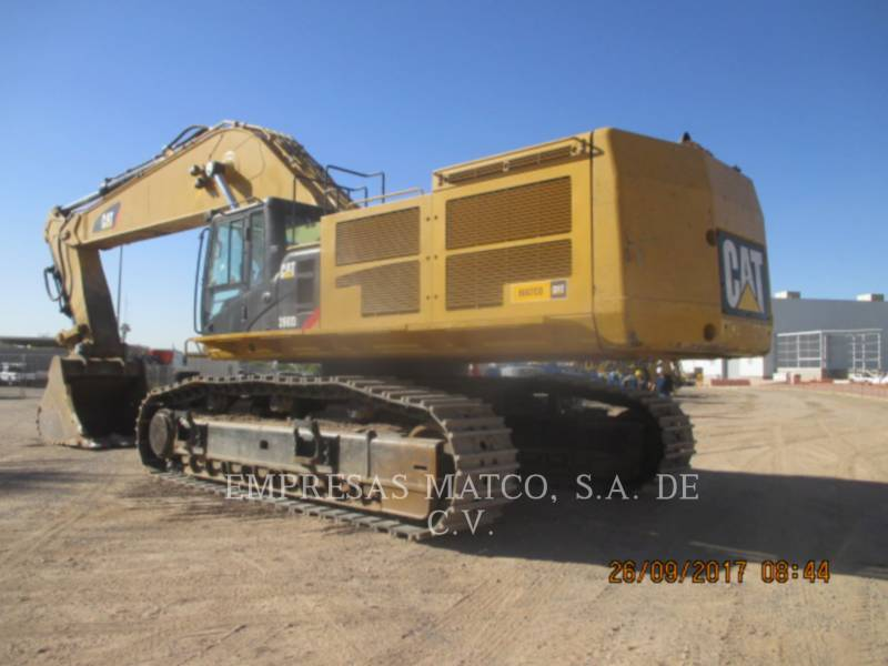 CATERPILLAR EXCAVADORAS DE CADENAS 390 D L equipment  photo 5