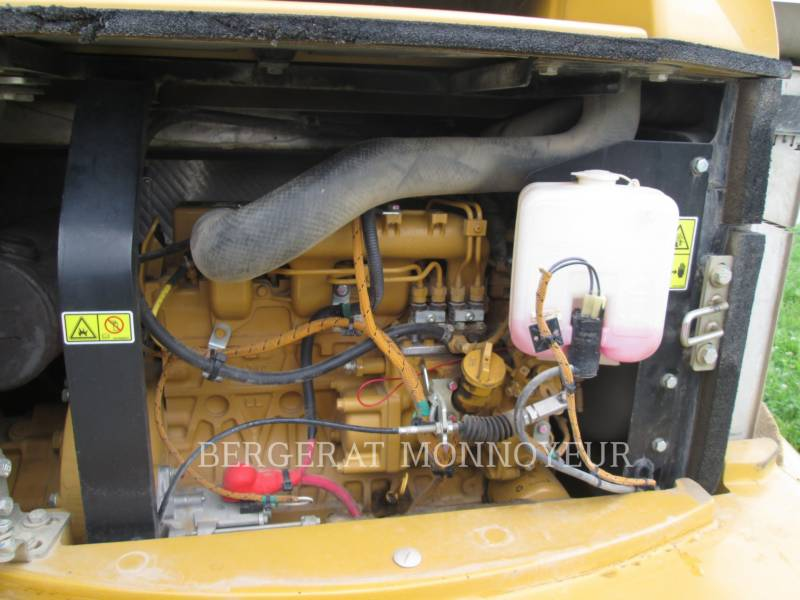 CATERPILLAR KETTEN-HYDRAULIKBAGGER 305.5E CR equipment  photo 9