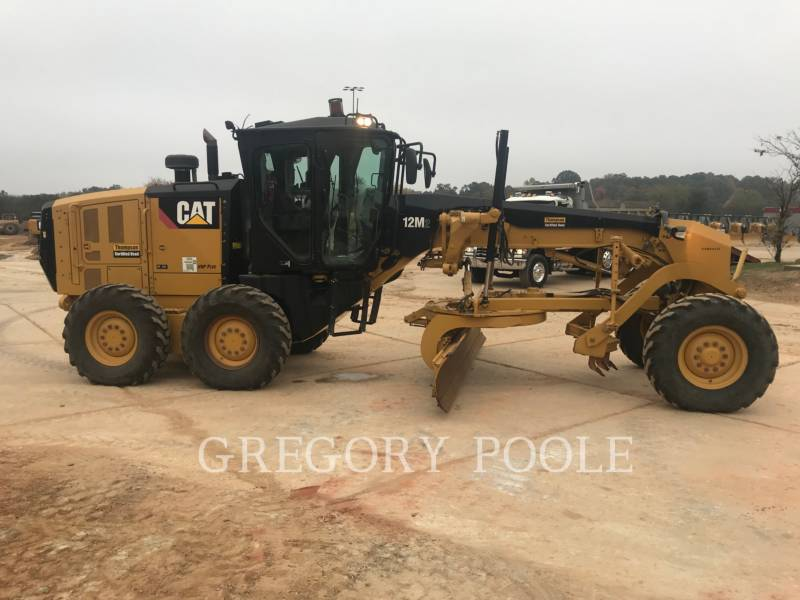 CATERPILLAR MOTOR GRADERS 12M2 equipment  photo 4