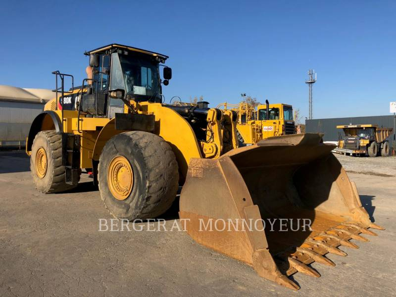 CATERPILLAR MINING WHEEL LOADER 980K equipment  photo 1