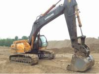 SAMSUNG TRACK EXCAVATORS 350 equipment  photo 2