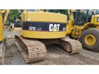 CATERPILLAR ESCAVATORI CINGOLATI 321C LCR equipment  photo 4