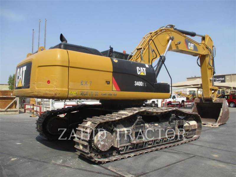 CATERPILLAR ESCAVADEIRAS 340D2L equipment  photo 1