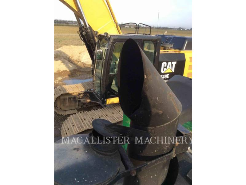 BARBER GREENE ASPHALT PAVERS AP655-C equipment  photo 17