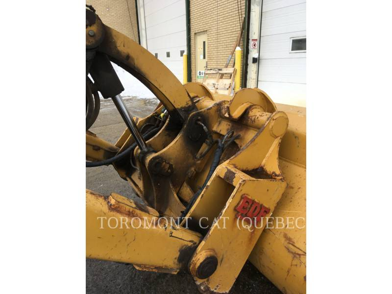 CATERPILLAR CHARGEUSES-PELLETEUSES 450E equipment  photo 6
