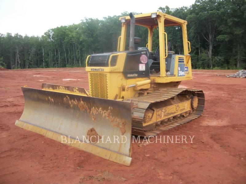 KOMATSU TRACK TYPE TRACTORS D39PX-21 equipment  photo 2